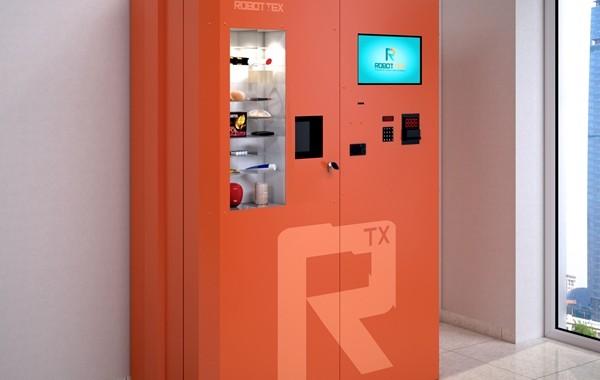 3D модель Robottex