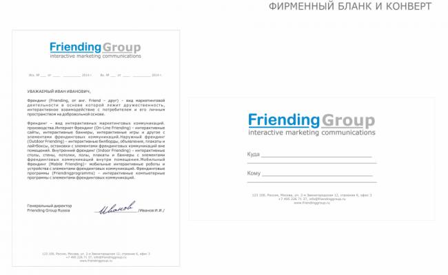 Friending Group 4